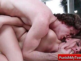 Punish Teens - Extreme Hardcore Sex from PunishMyTeens.com 01