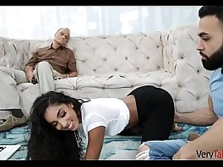 BROTHERS get the BEST of BUSTY SISTER- REAL