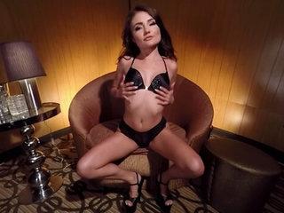 Adria Rae in Adria Rae Topless Lapdance - VRClubz